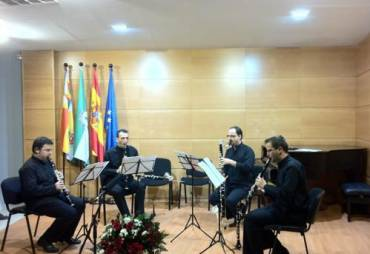"""Concierto a cargo del Cuarteto """"Casare"""" para celebrar el Día de Andalucía"""