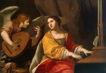 Santa Cecilia, patrona de todos los músicos del mundo