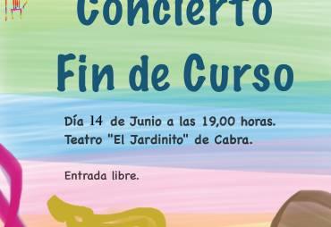 """Concierto de fin de curso Conservatorio Elemental de Música """"Isaac Albéniz"""""""