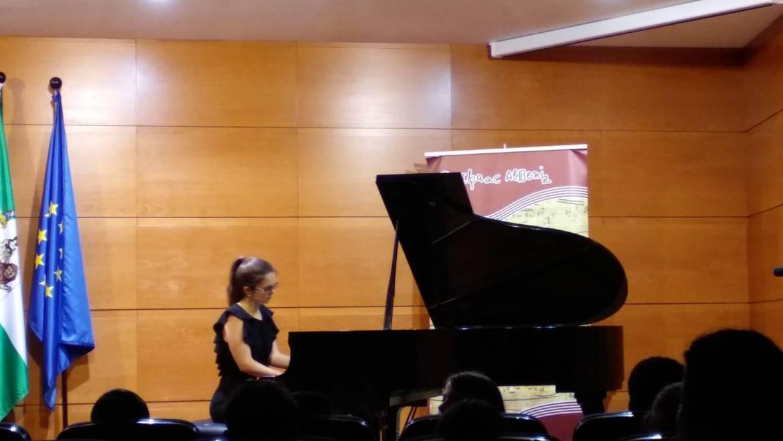 """VI Ciclo de Piano Conservatorio Elemental de Música """"Isaac Albéniz"""" CONCIERTO de Isabel Seva Merín"""