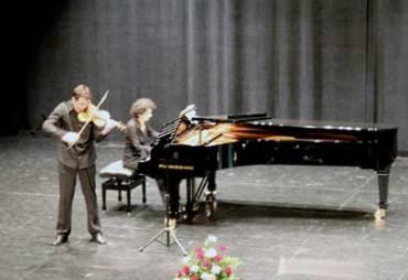 Celebrada la final del 3º Concurso Nacional de Música de Violín