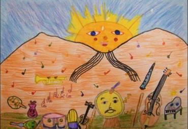 III Concurso de Dibujo ¿Qué es la música para tí?