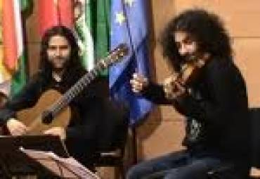 Concierto Extraordinario a cargo de Ara Malikian y Juan Francisco Padilla