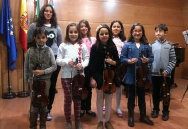 Curso de Violín, Viola y Violoncello