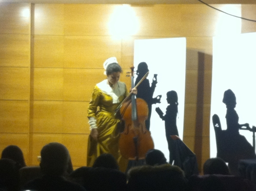 Celebración del Día de Andalucía. Concierto I Love Bach