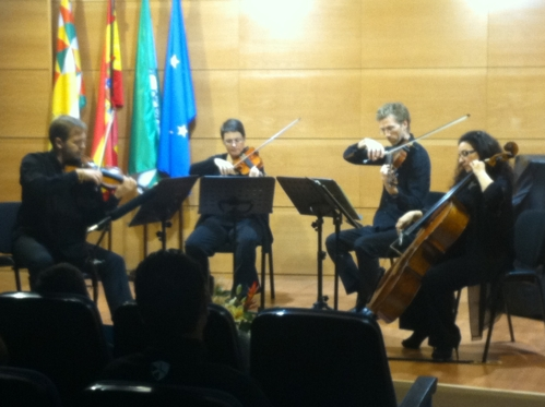 Concierto de cuarteto Millenium Arts Ensemble