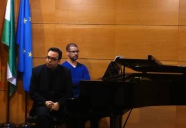 Concierto de Piano a cargo de Antonio Ariza