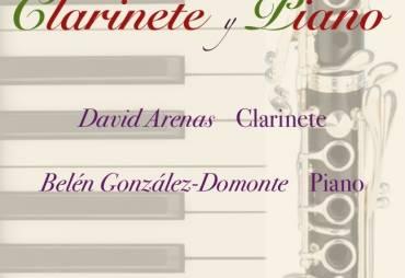 Interesante Concierto de Clarinete y Piano