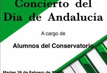 Concierto en conmemoración del Día de Andalucía
