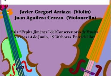 Concierto de Violín y Violoncello