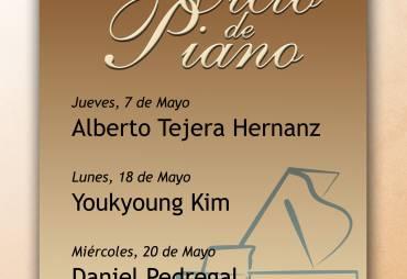 III Edición del CICLO DE PIANO