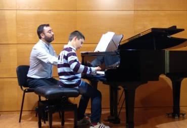 """Cursos de formación para el alumnado Conservatorio Elemental de Música """"Isaac Albéniz"""""""
