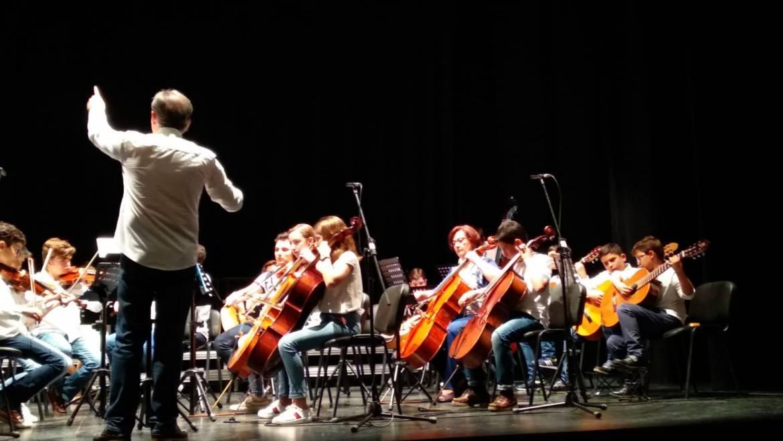 "Concierto de final de curso Conservatorio Elemental de Música ""Isaac Albéniz"" 2017/18"