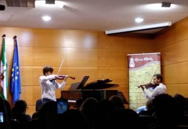 """Concierto Graduación alumnos 4 Curso Conservatorio Elemental de Música """"Isaac Albéniz"""""""
