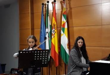 Audición de violonchelo y viola del segundo trimestre