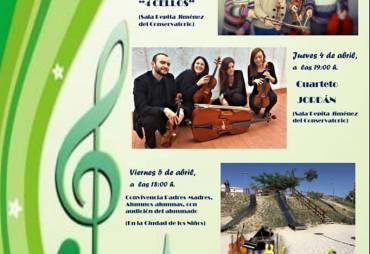 RIMAVERA MUSICAL DEL ISAAC ALBÉNIZ