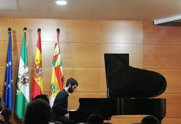 Segundo concierto del VII Ciclo de Piano