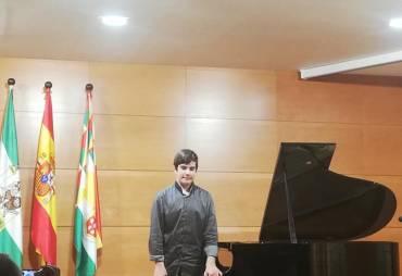 Tercer concierto del VII Ciclo de Piano.