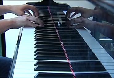 Nuestro profesor de piano Pablo Moreno ha ganado