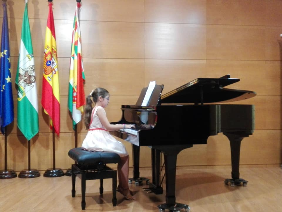 Audición final de Piano🎹