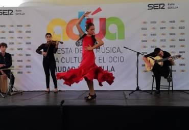 Diaplamenco. La música flamenca en el aula. Tierra de Talentos.