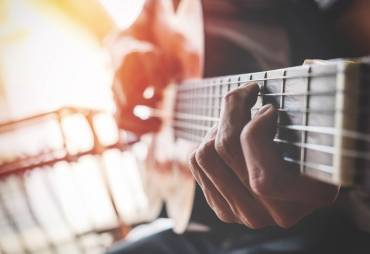 Programación de guitarra