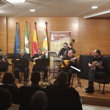 """CUARTETO DE CUERDA CON GUITARRA FLAMENCA """"ADONAY"""" 🎶"""